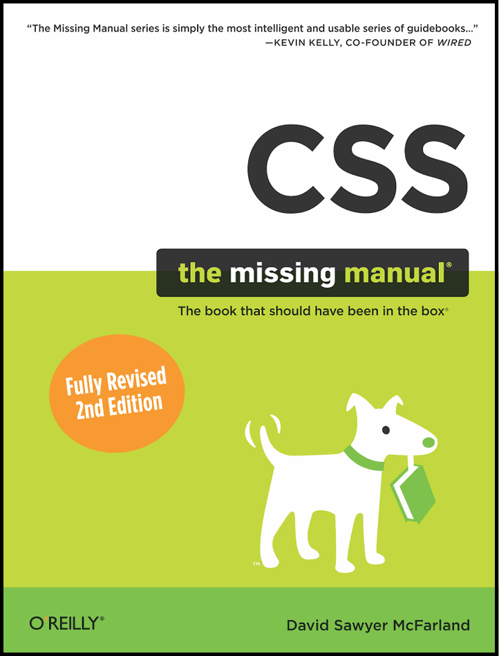 Book: CSS: The Missing Manual